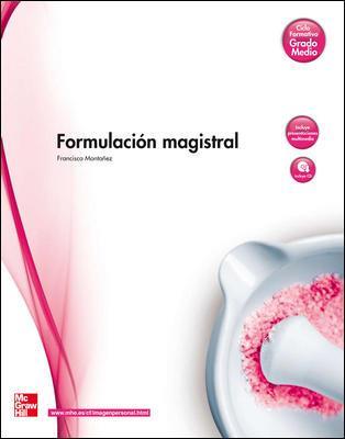 Formulacion Magistral Ciclo Formativo De Grado Medio